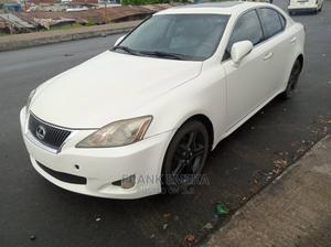 Lexus IS 2010 250 AWD Automatic White | Cars for sale in Lagos State, Apapa