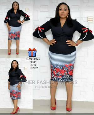 Quality Turkey Skirt and Blouse Available | Clothing for sale in Lagos State, Ikeja