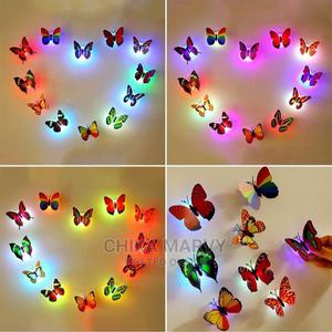 3D Butterfly Fly Led Light | Home Accessories for sale in Rivers State, Port-Harcourt
