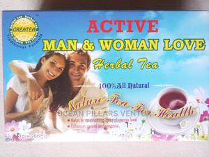 Active Man Woman Love Herbal Tea | Sexual Wellness for sale in Abuja (FCT) State, Nyanya