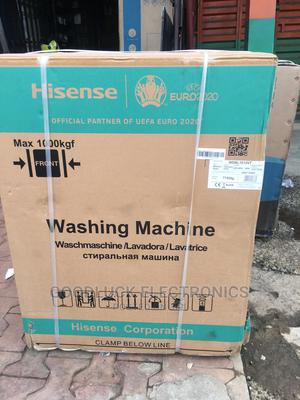 Hisense 10kg Wash 7kg DRYER Inverter Motor Smart Control | Home Appliances for sale in Lagos State, Ikeja