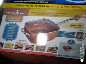 """9"""" Copper Chef Standard Pan Set   Kitchen Appliances for sale in Lagos State, Alimosho"""
