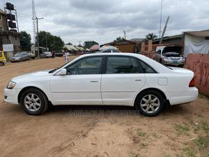 Toyota Avalon 2001 XLS Buckets White   Cars for sale in Imo State, Owerri