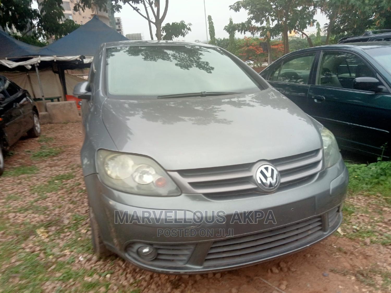 Archive: Volkswagen Golf 2007 Gray