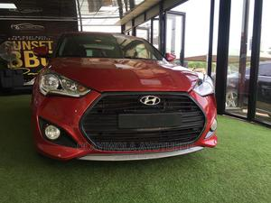 Hyundai Veloster 2015 Red   Cars for sale in Abuja (FCT) State, Central Business District