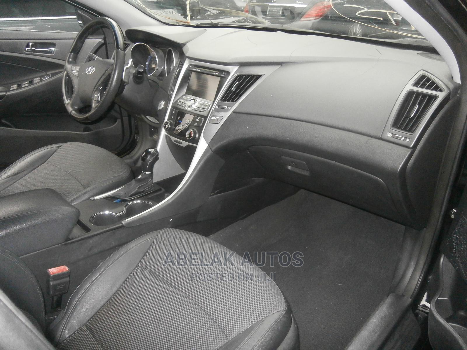 Hyundai Sonata 2010 Black   Cars for sale in Ikeja, Lagos State, Nigeria