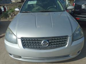 Nissan Altima 2005 Silver   Cars for sale in Lagos State, Ojo