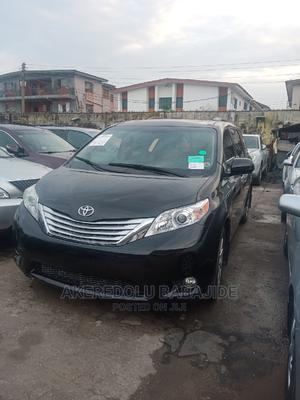 Toyota Sienna 2012 Limited 7 Passenger Black   Cars for sale in Lagos State, Isolo