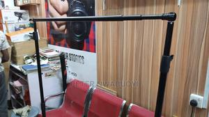 Photography Studio Stand for Background   Accessories & Supplies for Electronics for sale in Lagos State, Ikorodu