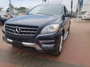 Mercedes-Benz M Class 2015 Blue | Cars for sale in Lagos State, Magodo