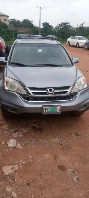 Honda CR-V 2012 Blue   Cars for sale in Lagos State, Ikeja