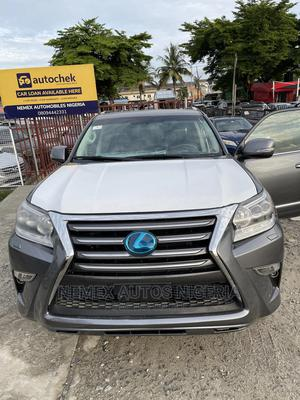 Lexus GX 2015 460 Luxury Gray | Cars for sale in Lagos State, Ajah