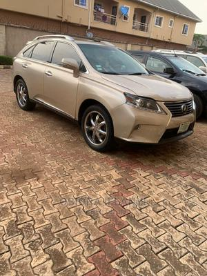 Lexus RX 2010 350 Gold | Cars for sale in Delta State, Oshimili South
