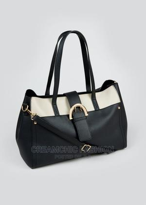 Buckle Soft Tote Classy Handbag | Bags for sale in Lagos State, Ikeja