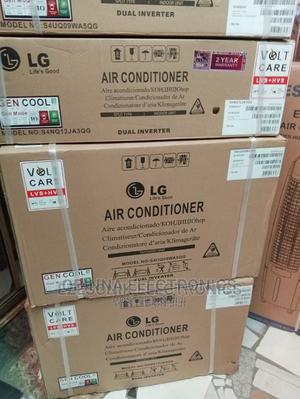 Brand New LG 1HP Dual INVERTER Split Unit Ac,100% Copper   Home Appliances for sale in Lagos State, Ojo