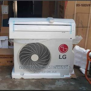 Brand New LG 1HP Dual INVERTER Split Unit Ac,100% Copper | Home Appliances for sale in Lagos State, Ojo