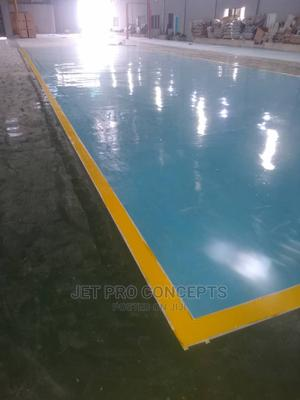 Epoxy Flooring With Motter   Wedding Venues & Services for sale in Lagos State, Lekki