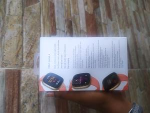 Fitbit Versa 3   Smart Watches & Trackers for sale in Lagos State, Victoria Island