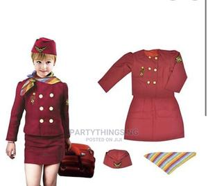 Air Hostess Cosplay Wear | Children's Clothing for sale in Abuja (FCT) State, Wuye