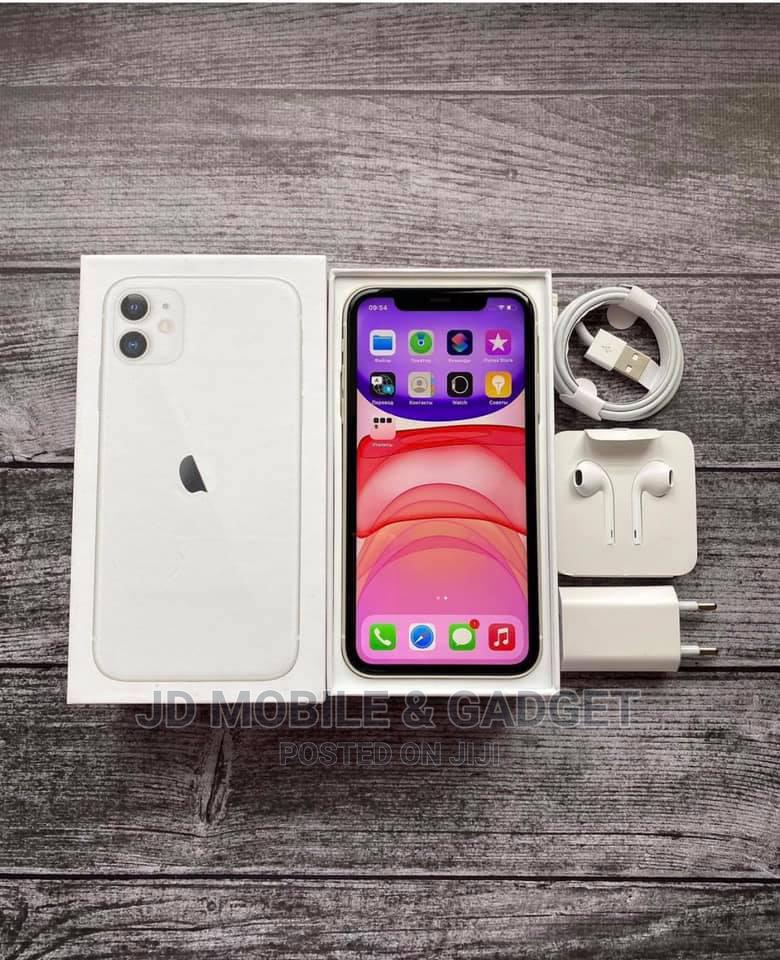 Apple iPhone 11 64 GB White | Mobile Phones for sale in Amuwo-Odofin, Lagos State, Nigeria