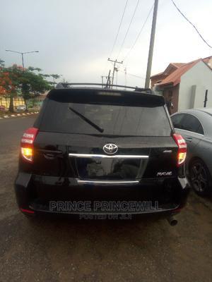 Toyota RAV4 2011 2.5 Sport Black | Cars for sale in Lagos State, Alimosho