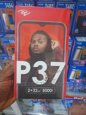 New Itel P37 32 GB Purple | Mobile Phones for sale in Lagos State, Ikeja