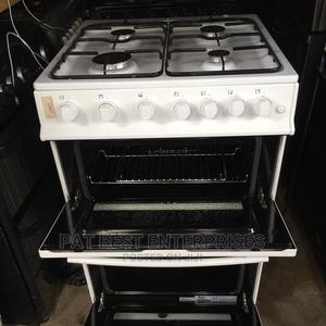 Uk Used Standing Gas Cooker Oven and Grill | Kitchen Appliances for sale in Lagos State, Lagos Island (Eko)