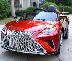 Red Electric Ride-On Car Lexus   Toys for sale in Lagos State, Lagos Island (Eko)