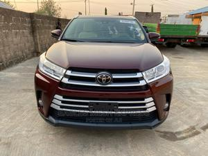 Toyota Highlander 2017 Red | Cars for sale in Lagos State, Gbagada