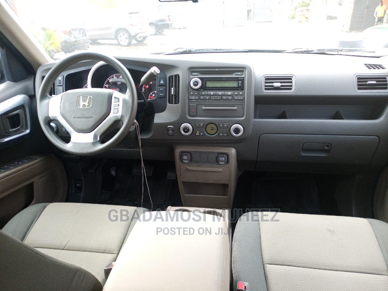 Honda Ridgeline 2007 Black   Cars for sale in Ogudu, Lagos State, Nigeria