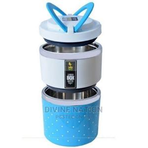 Double Layered Kid's Lunchbox Food Flask   Kitchen & Dining for sale in Lagos State, Lagos Island (Eko)