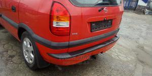 Opel Zafira 2003 Red | Cars for sale in Lagos State, Ajah