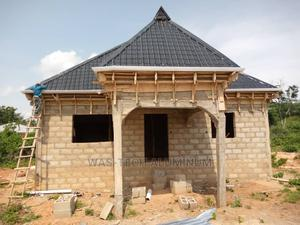 Original Aluminum 0.55 Black Colour | Building Materials for sale in Ogun State, Ifo