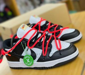 Offwhite Nike Low Dunk Sneakers | Shoes for sale in Lagos State, Lagos Island (Eko)