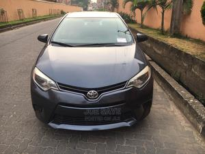 Toyota Corolla 2016 Gray   Cars for sale in Lagos State, Ogba