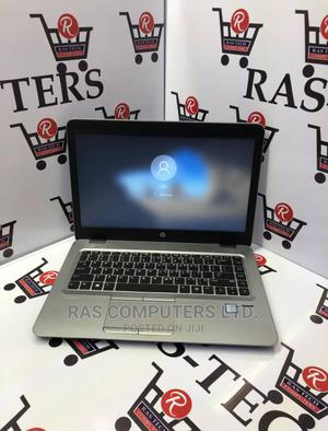 Laptop HP EliteBook 820 G3 8GB Intel Core I5 HDD 500GB | Laptops & Computers for sale in Abuja (FCT) State, Wuse