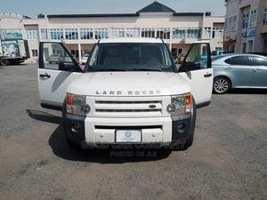 Land Rover LR3 2007 White | Cars for sale in Kwara State, Ilorin South