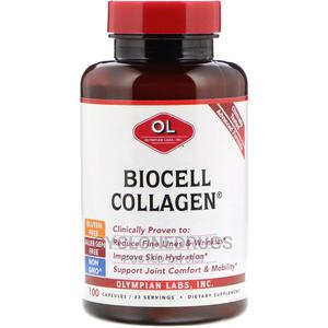 Olympian Labs Biocell Collagen 100 Capsules   Vitamins & Supplements for sale in Lagos State, Amuwo-Odofin