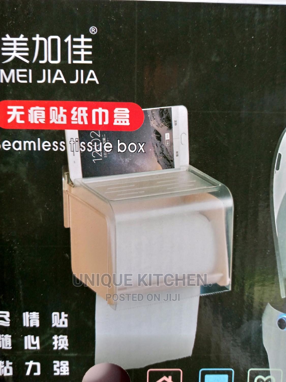Tissue Paper Box/Tissue Paper Holder   Home Accessories for sale in Lagos Island (Eko), Lagos State, Nigeria