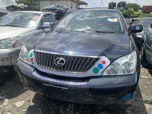 Lexus RX 2005 330 4WD Blue   Cars for sale in Lagos State, Amuwo-Odofin