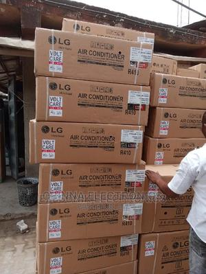 Brand New LG 1HP Dual INVERTER Split Unit Ac,100% Ful Copper   Home Appliances for sale in Lagos State, Ojo
