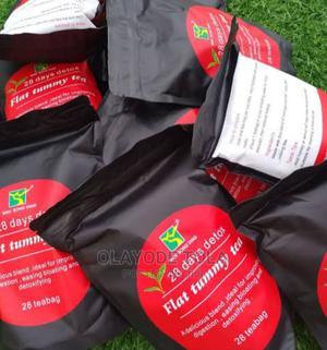 Womb Tea Slimming Tea Flat Tummy Tea   Vitamins & Supplements for sale in Lagos State, Shomolu