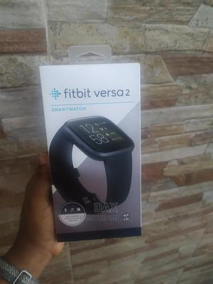 Fitbit Versa 2 | Smart Watches & Trackers for sale in Lagos State, Victoria Island