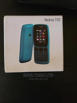 New Nokia 110 Black | Mobile Phones for sale in Lagos State, Ikeja