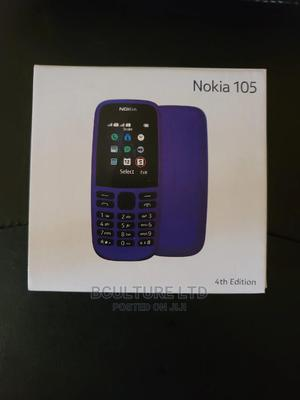 New Nokia 105 Black | Mobile Phones for sale in Lagos State, Ikeja