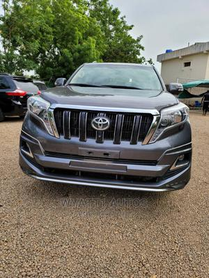 Toyota Land Cruiser Prado 2016 4.0 V6 Dual VVT-i Gray | Cars for sale in Abuja (FCT) State, Gwarinpa