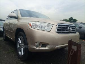 Toyota Highlander 2009 Limited Gold | Cars for sale in Lagos State, Apapa