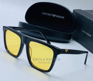 Quality Designer Emporio Armani Sunglasses Available | Clothing Accessories for sale in Lagos State, Lagos Island (Eko)