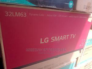 Lg 32 Inch Smart Tv   TV & DVD Equipment for sale in Lagos State, Ojo