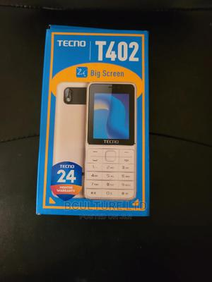 New Tecno T402 Gold | Mobile Phones for sale in Lagos State, Ikeja